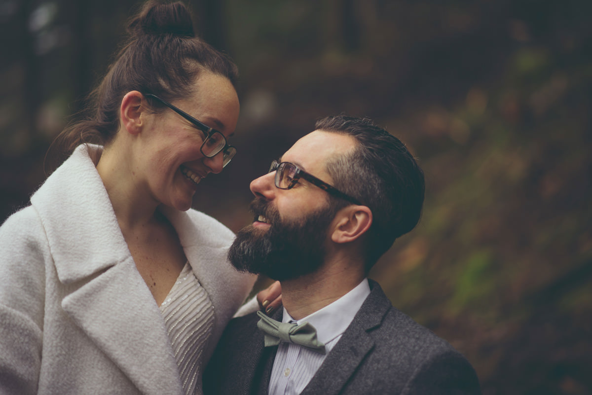 nautral wedding photography in scotland