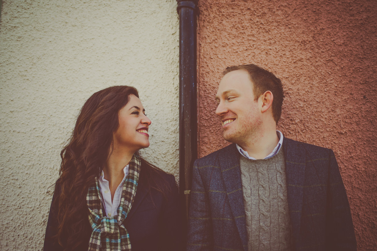 engagement photos scotland