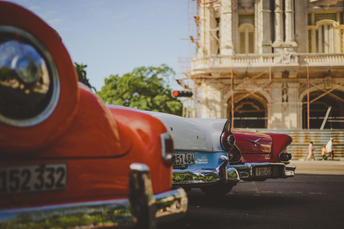 havana wedding cars