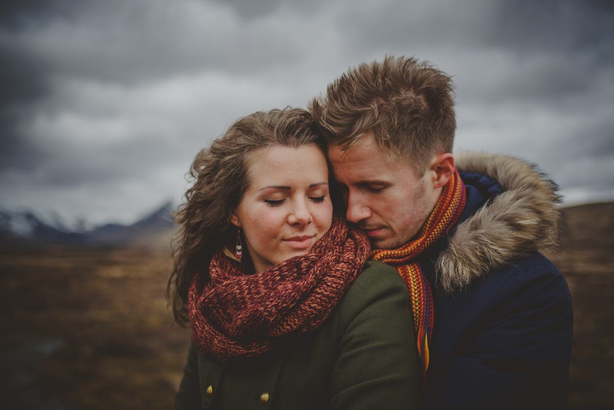 engagement session in glencoe