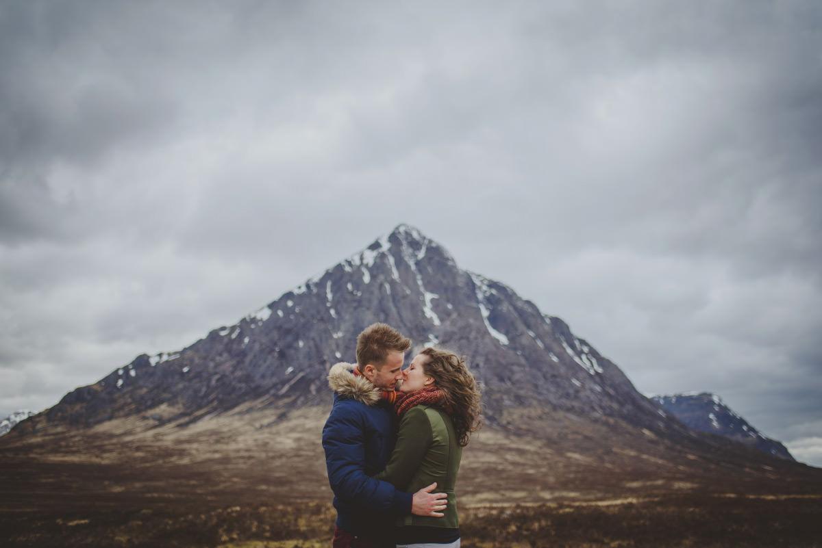 wedding photographer glencoe