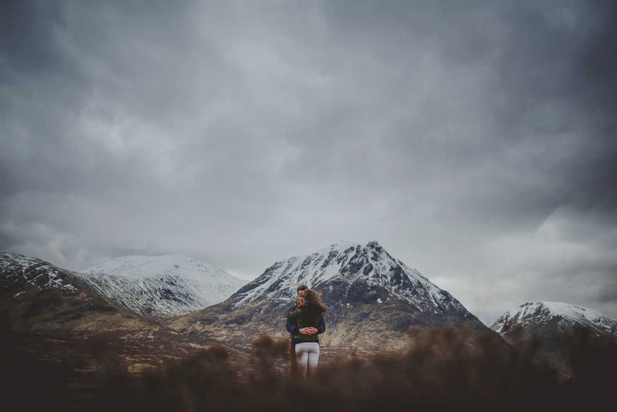 elopement in glencoe
