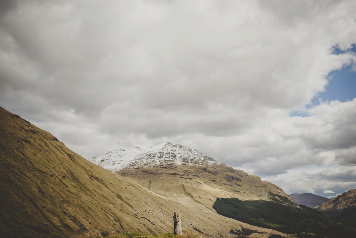 scottish highlands wedding