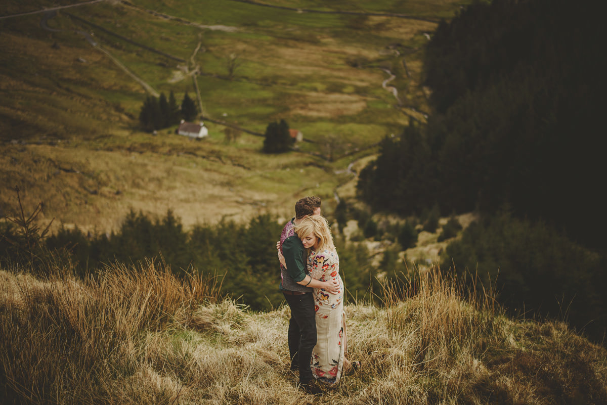 glencoe wedding photographer