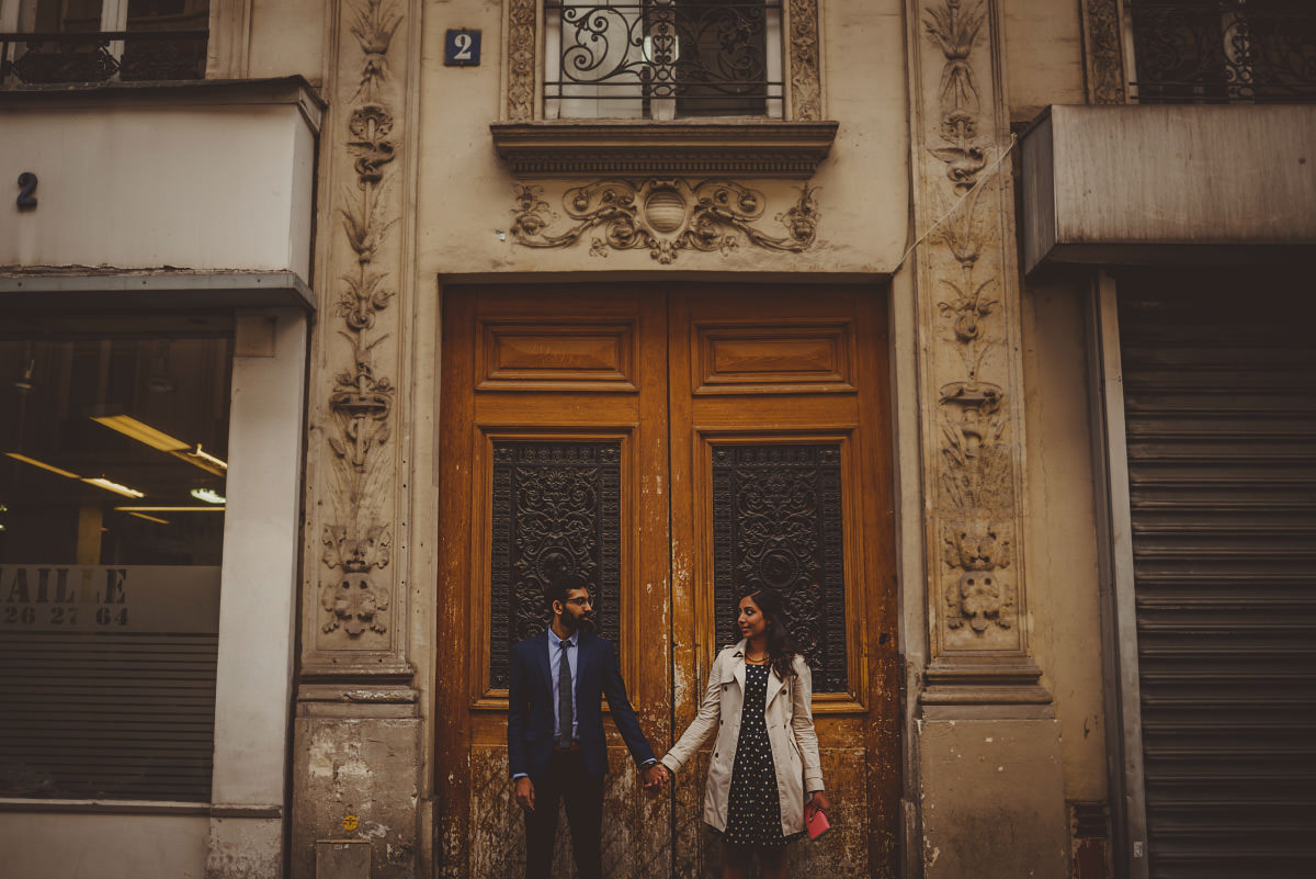 love session in paris
