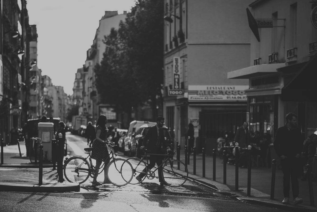 romanic session in paris