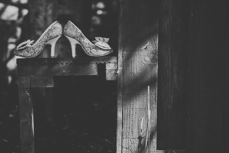 wedding shoes glen tanar