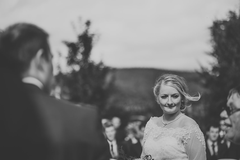 reportage wedding photographer scotland
