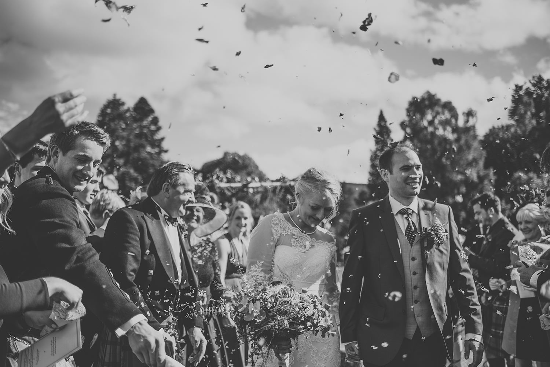 confetti show at glen tanar