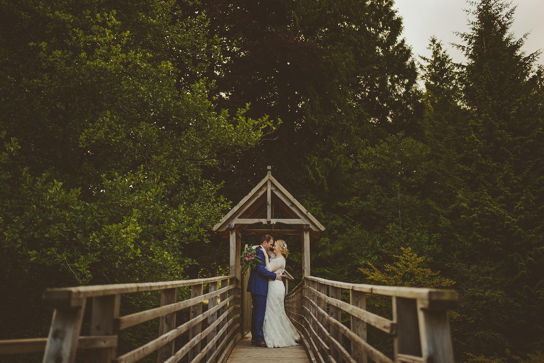 wedding glen tanar
