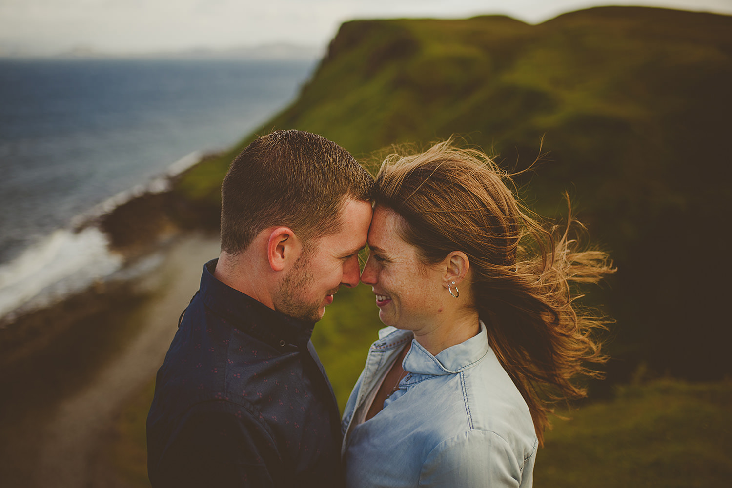 isle of skye engagement session