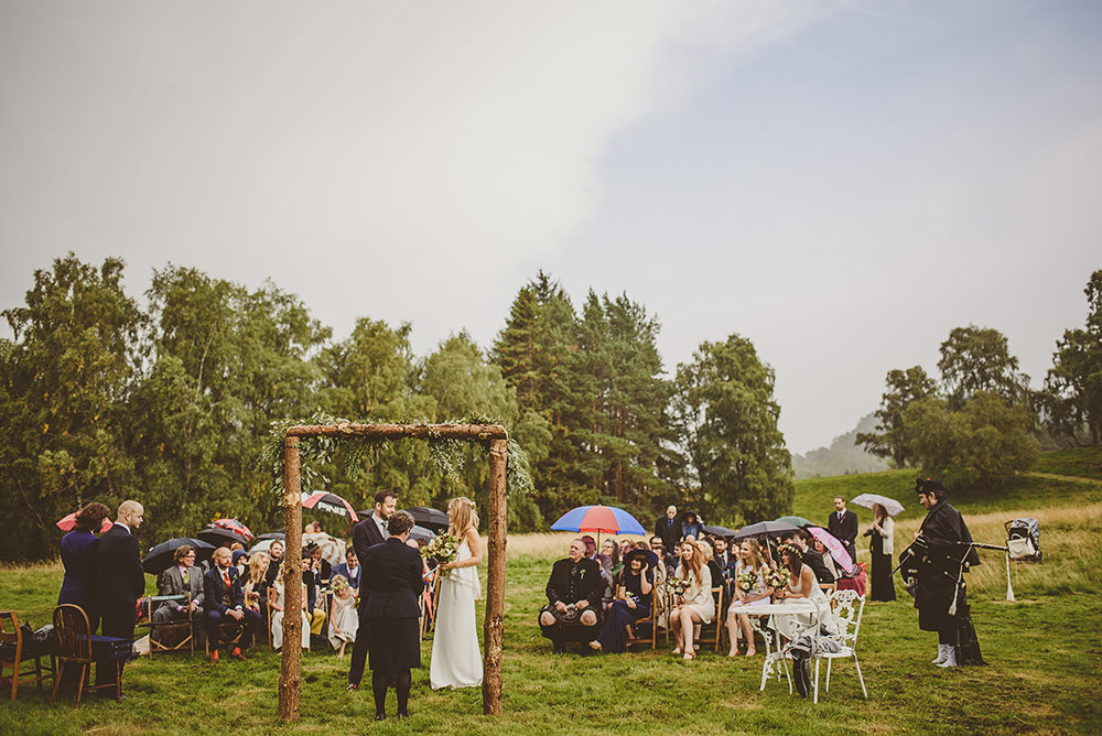 outdoor wedding venue uk
