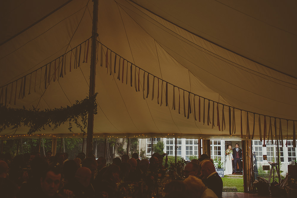 marquee wedding scotland