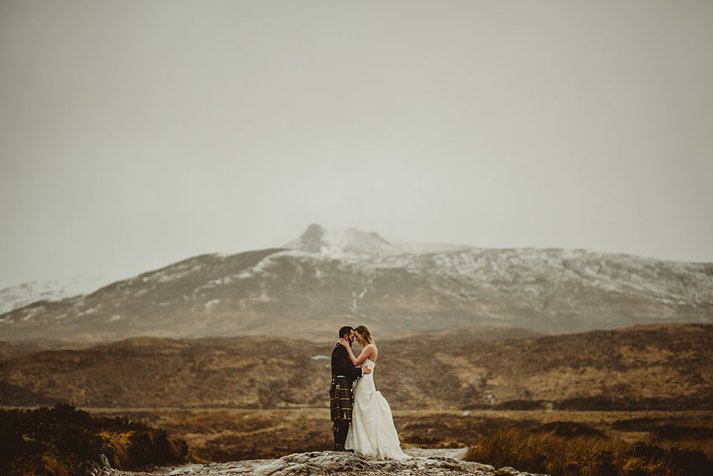 adventure wedding scotland