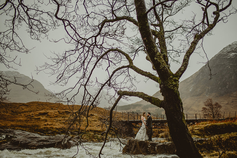 glen etive photographer