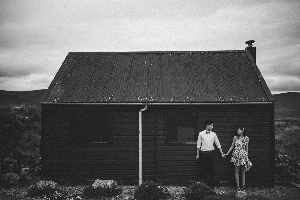 glencoe wedding photographer