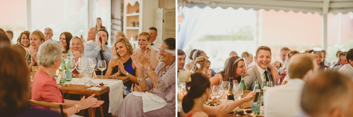 wedding guest lake como