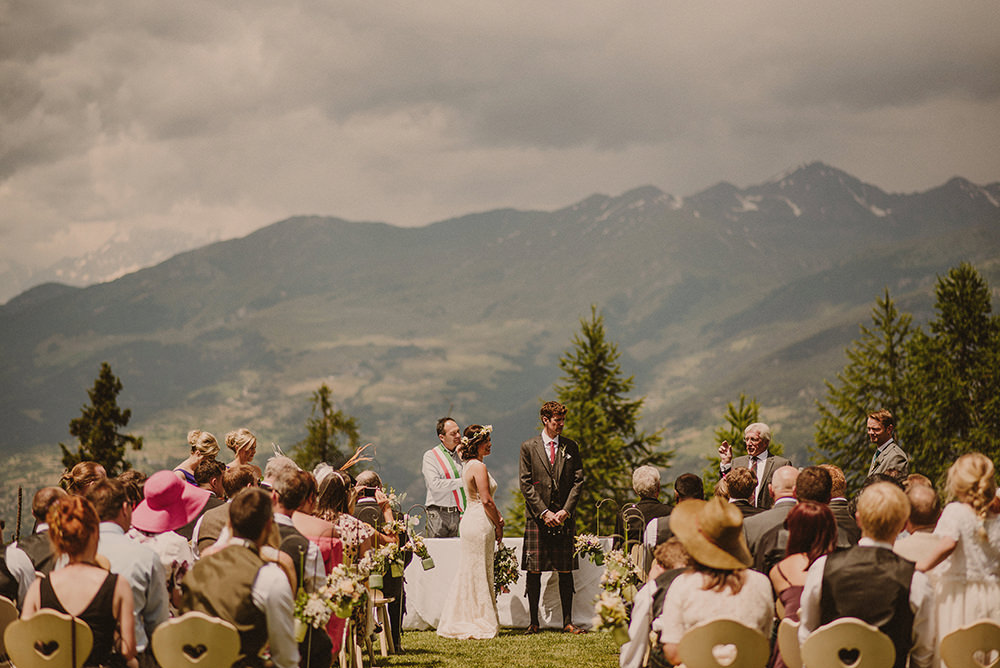 aosta valley wedding venue