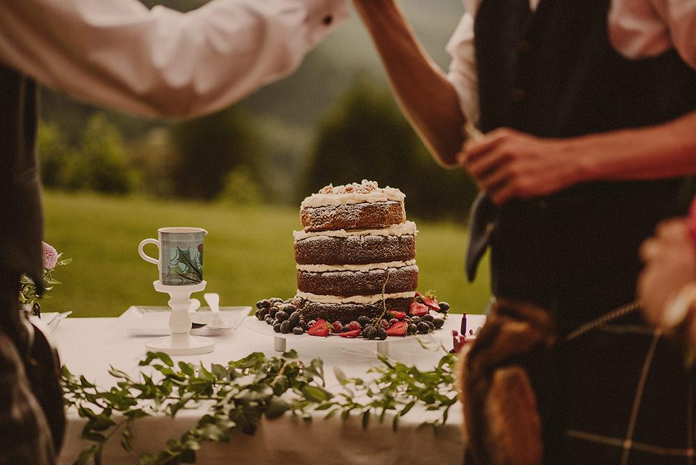 cake italian wedding