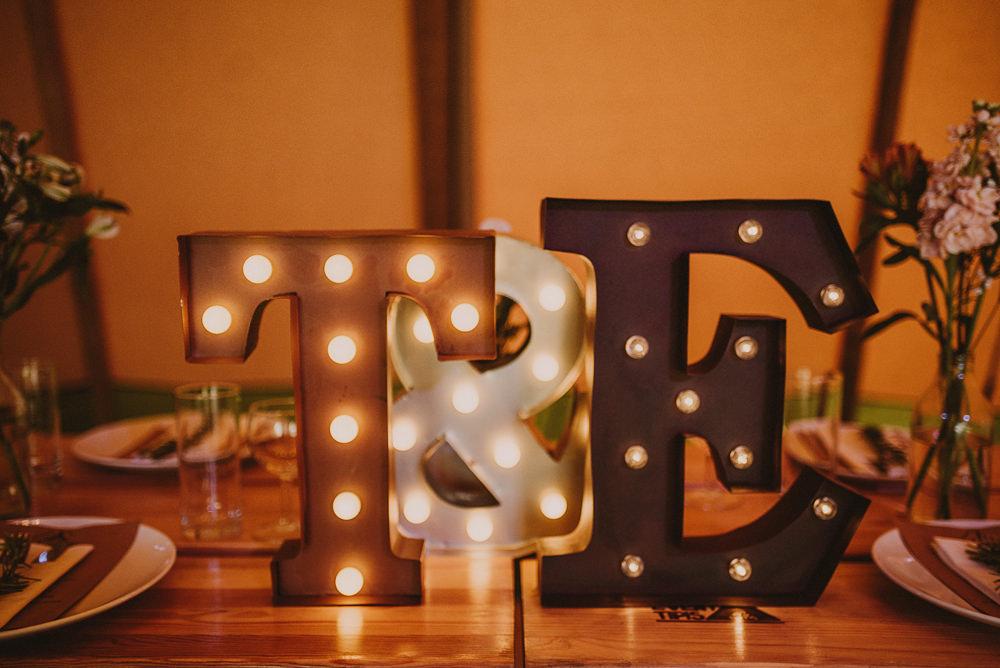 festival wedding props