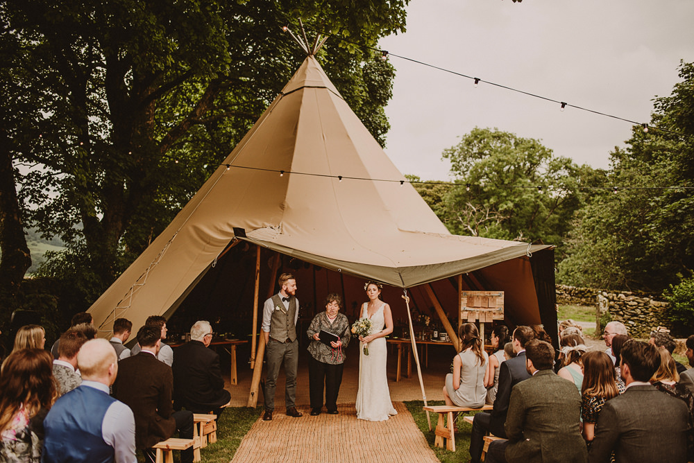 tipi wedding scotland