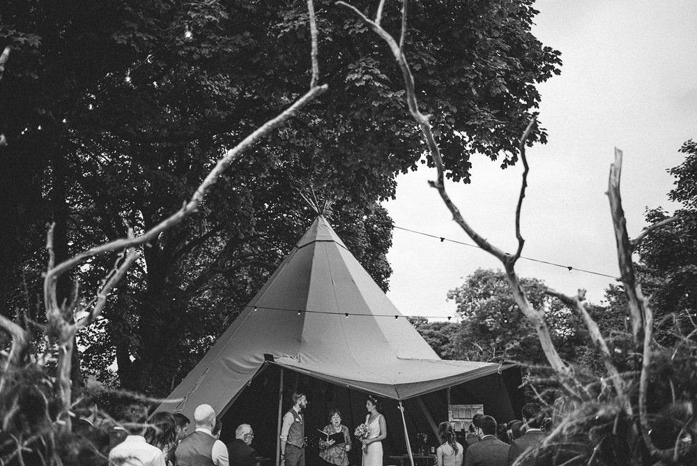 festival themed wedding in scotland