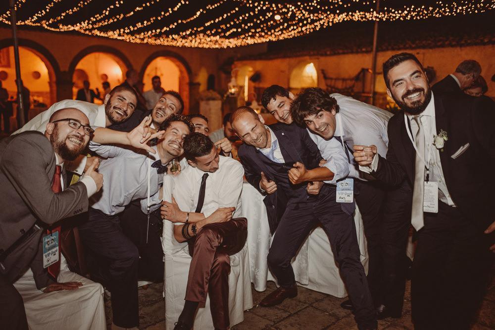 games at italian wedding