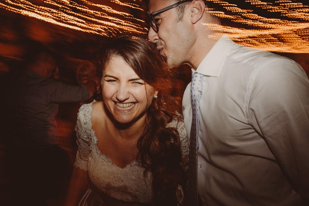 crazy wedding party in sardinia
