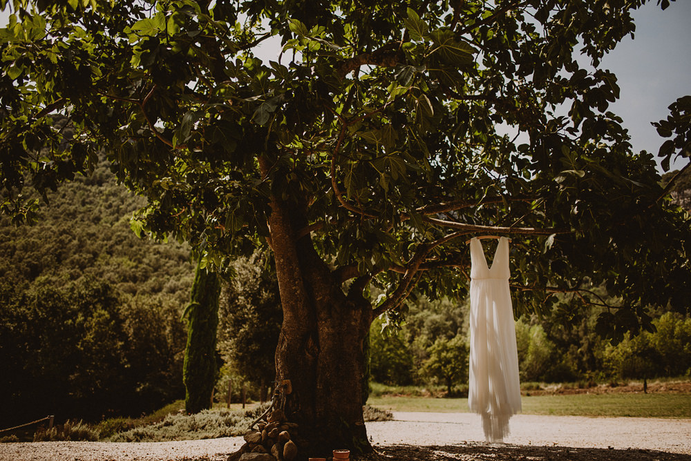 outdoor wedding venue in spain