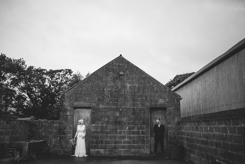 wedding at dalduff farm