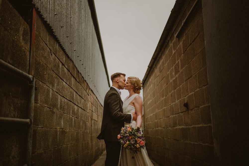 wedding at dalduff farm