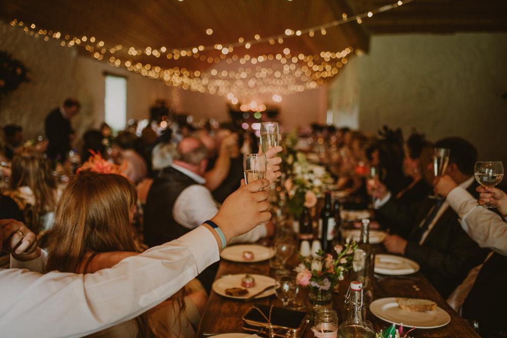wedding breakfast dalduff farm