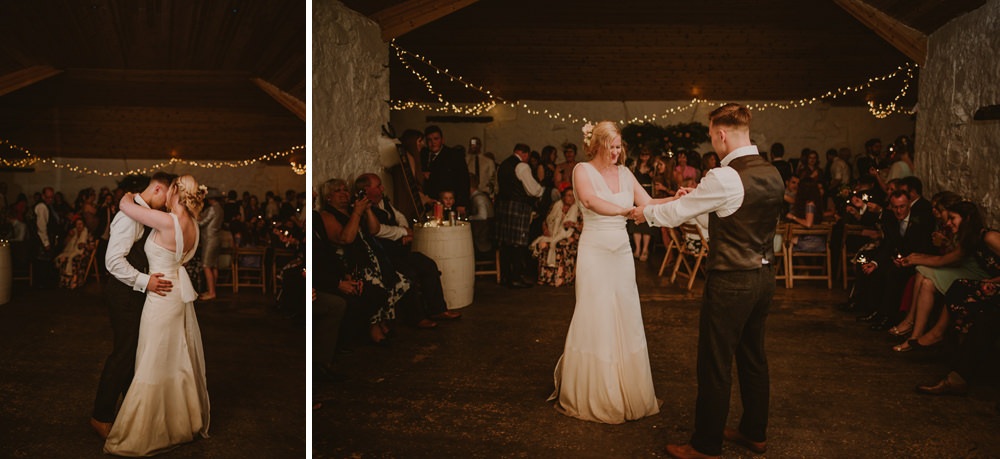 first dance dalduff farm
