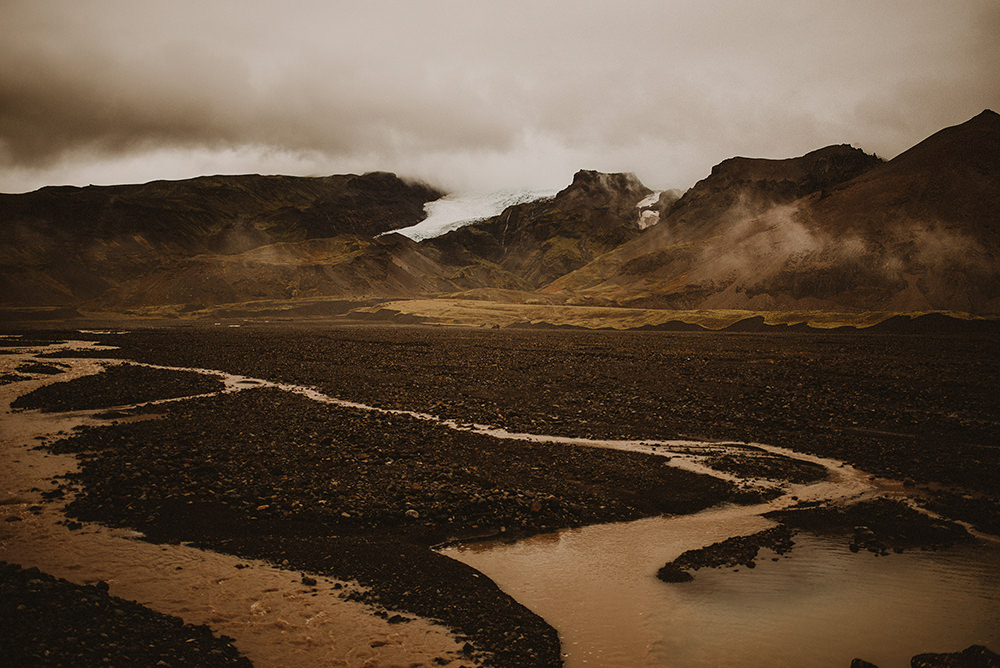 roads in Iceland