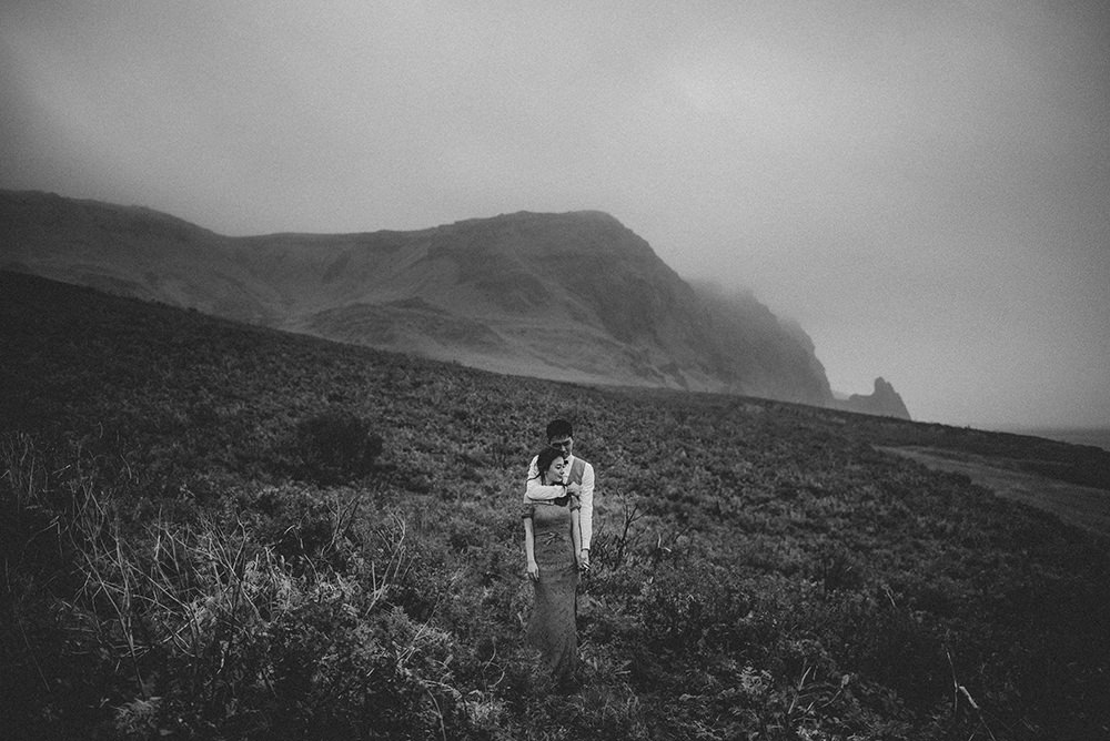 alternative wedding photographer Iceland