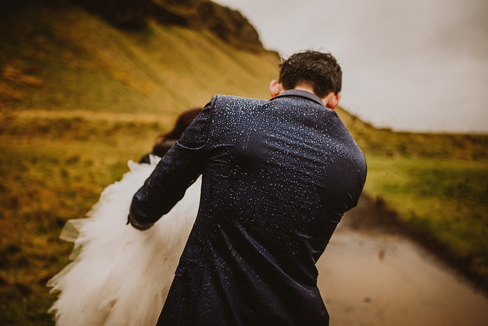 adventure wedding Iceland