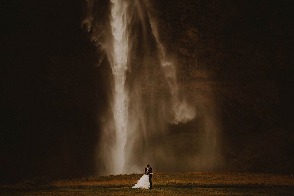adventure wedding Iceland