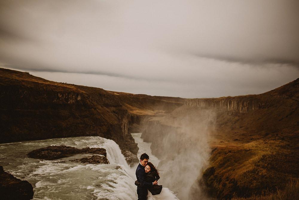 Gullfoss elopement