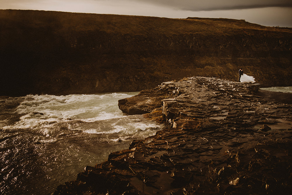 Gullfoss photographer