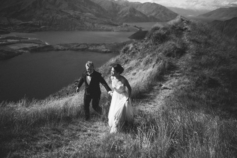 elopement in wanaka