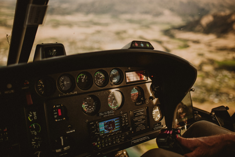 heliopter tours new zealand