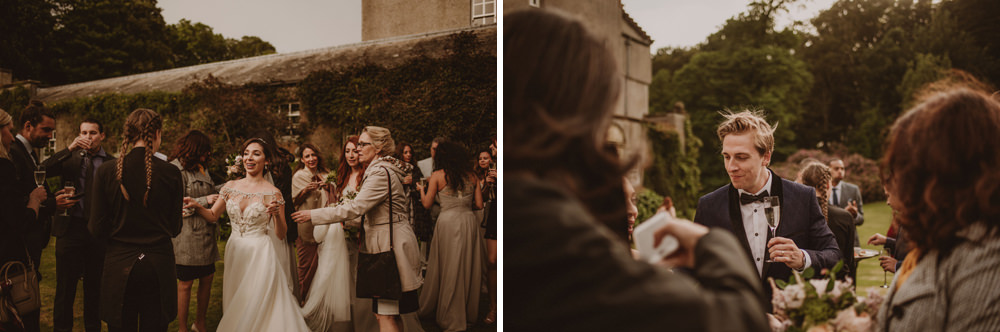 reportage wedding photographer scotland
