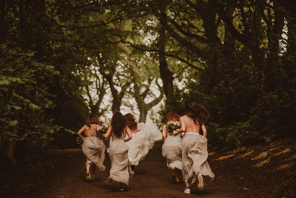 bridesmaids dresses scotland