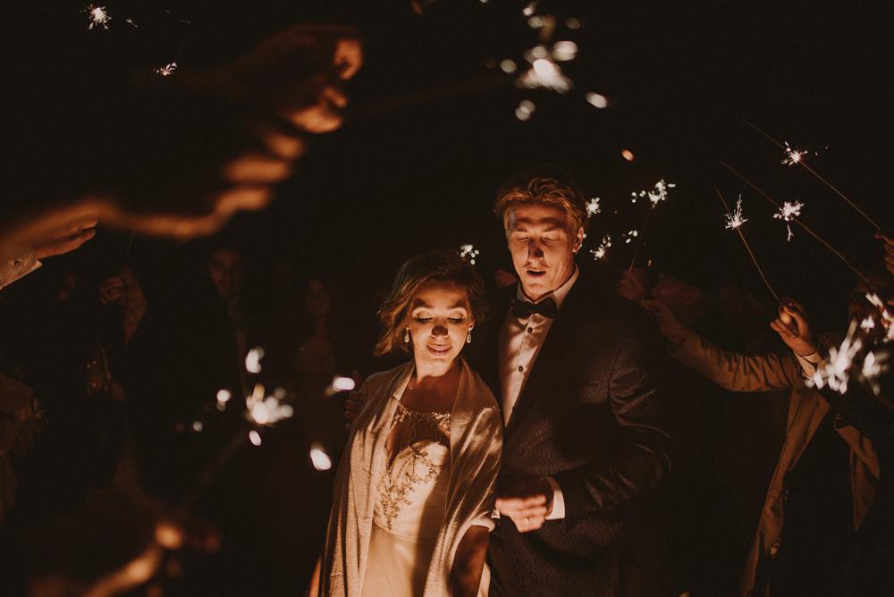 dunskey castle wedding