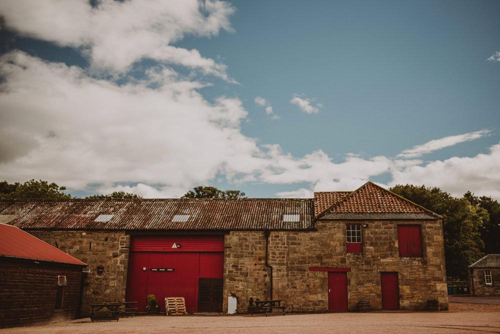 farm wedding venues in Scotland