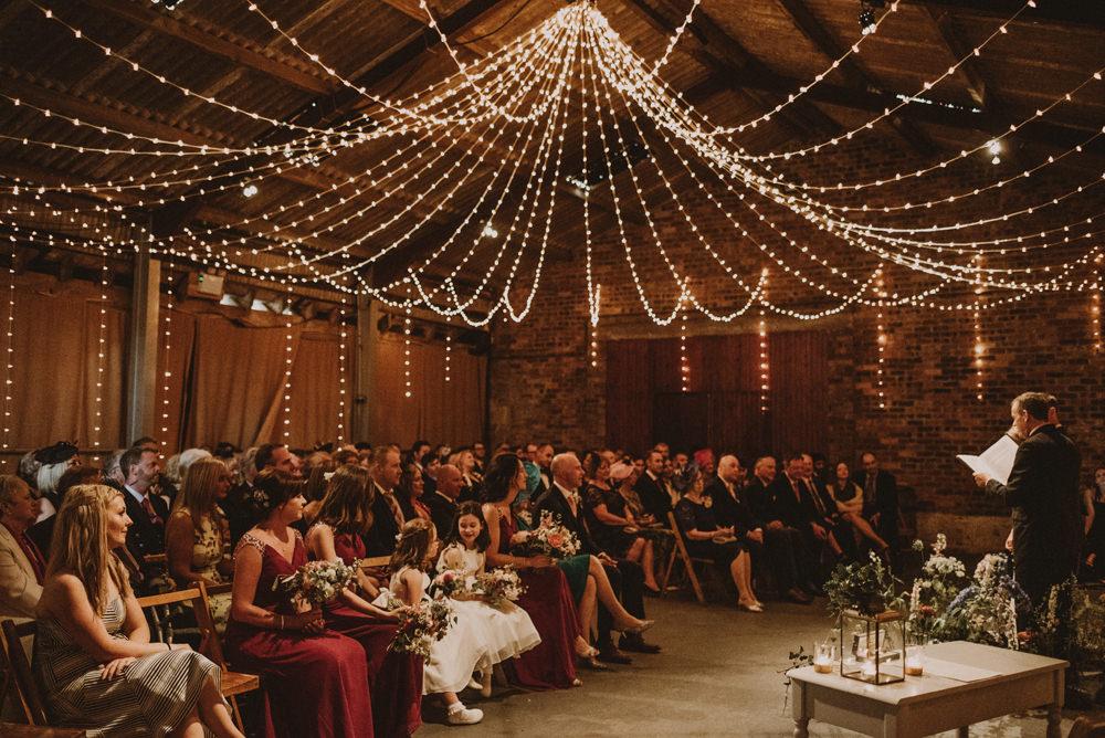 farm wedding in scotland
