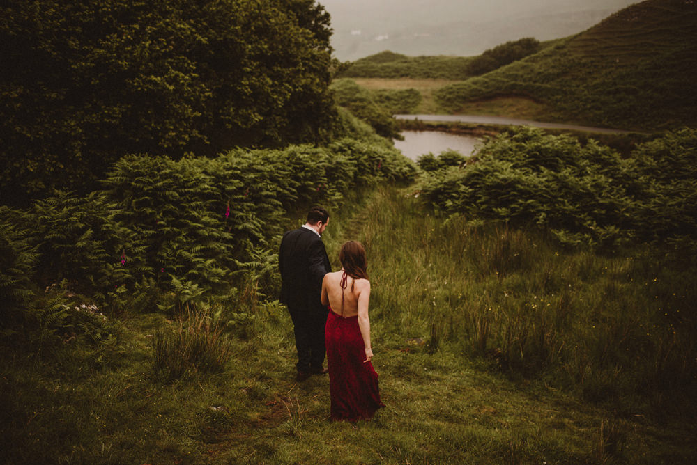 fairy pools wedding