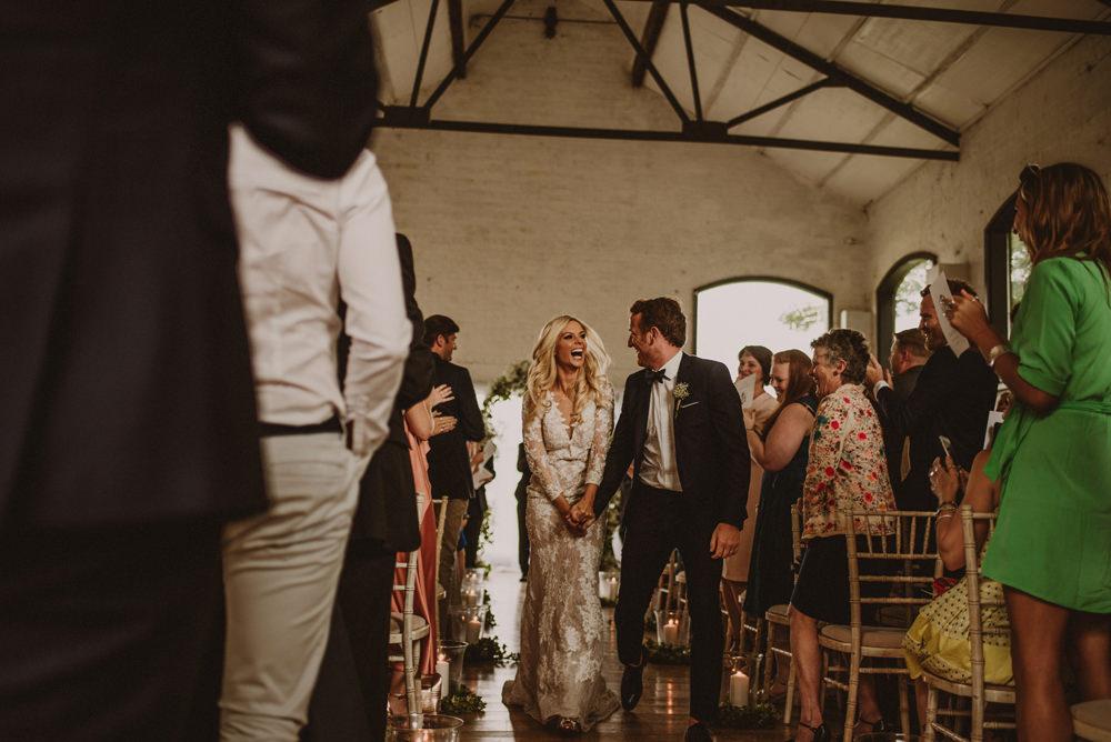 osea island wedding ceremony