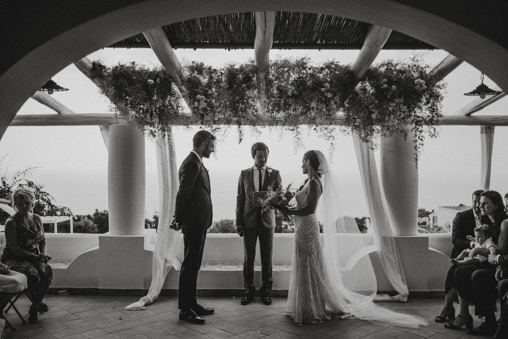 wedding ceremony salina