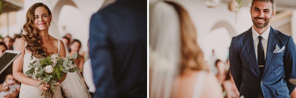 salina hotel wedding ceremony
